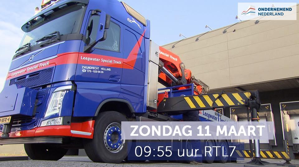 Aflevering Ondernemend Nederland RTL7